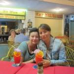 Dans les bars de Santa Ponsa