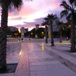 Passeo Maritimo de Malaga