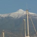 Le Teide vu de San Miguel