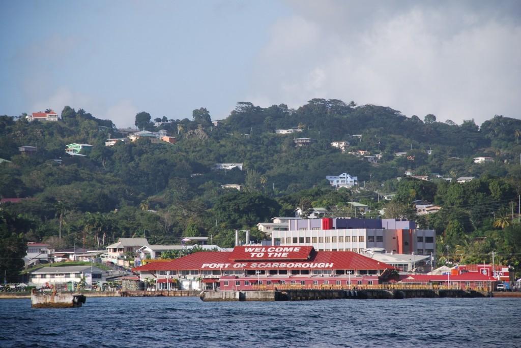 08 - arrivée Tobago