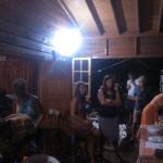 BBQ dans le village