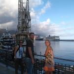 Grand port de croisière également