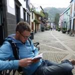 Petit village au calme dans les montagnes