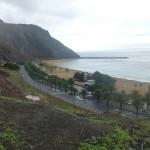 La plage de San Andres, au sable importé du Sahara par Franco